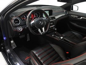 Ver foto 27 de Mercedes Brabus Clase C Coupe Bullit 800  2012