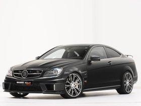 Ver foto 18 de Mercedes Brabus Clase C Coupe Bullit 800  2012
