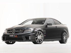 Ver foto 17 de Mercedes Brabus Clase C Coupe Bullit 800  2012
