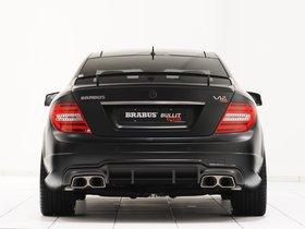 Ver foto 15 de Mercedes Brabus Clase C Coupe Bullit 800  2012