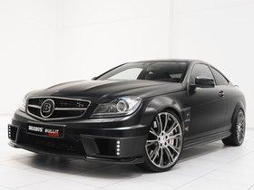Ver foto 14 de Mercedes Brabus Clase C Coupe Bullit 800  2012