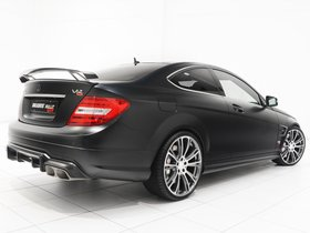 Ver foto 12 de Mercedes Brabus Clase C Coupe Bullit 800  2012