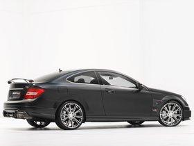 Ver foto 10 de Mercedes Brabus Clase C Coupe Bullit 800  2012