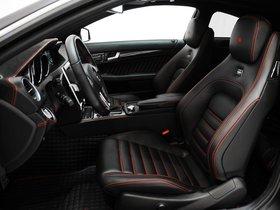 Ver foto 26 de Mercedes Brabus Clase C Coupe Bullit 800  2012