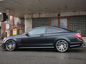 Ver foto 6 de Mercedes Brabus Clase C Coupe Bullit 800  2012
