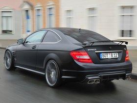 Ver foto 4 de Mercedes Brabus Clase C Coupe Bullit 800  2012