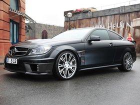 Ver foto 2 de Mercedes Brabus Clase C Coupe Bullit 800  2012