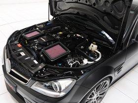 Ver foto 25 de Mercedes Brabus Clase C Coupe Bullit 800  2012