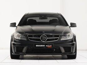 Ver foto 21 de Mercedes Brabus Clase C Coupe Bullit 800  2012