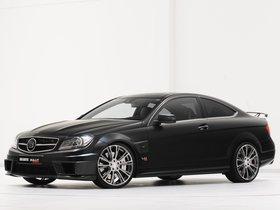 Ver foto 19 de Mercedes Brabus Clase C Coupe Bullit 800  2012