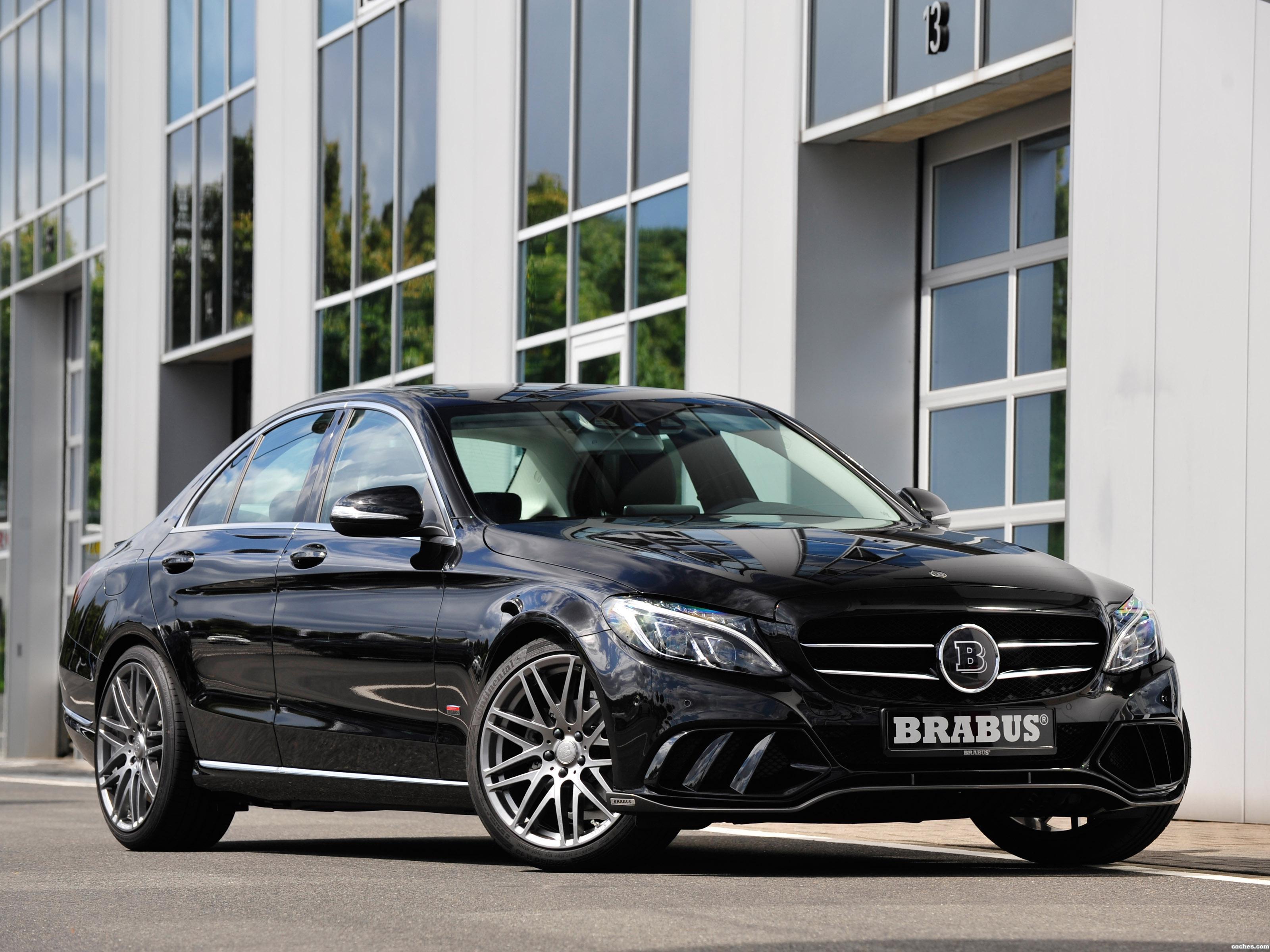 Foto 0 de Brabus Mercedes Clase C W205 2014