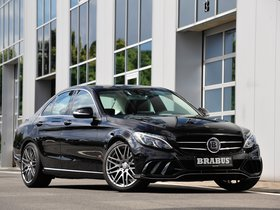 Fotos de Brabus Mercedes Clase C W205 2014