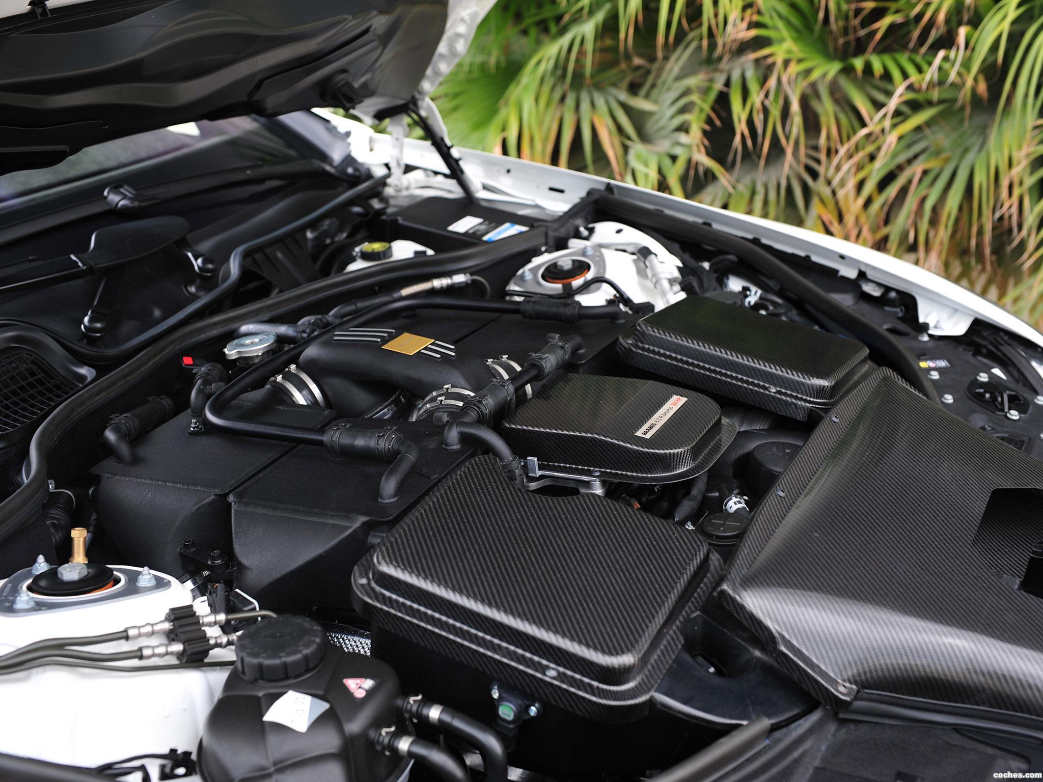 Foto 7 de Brabus Mercedes CL 800 Coupe 2011