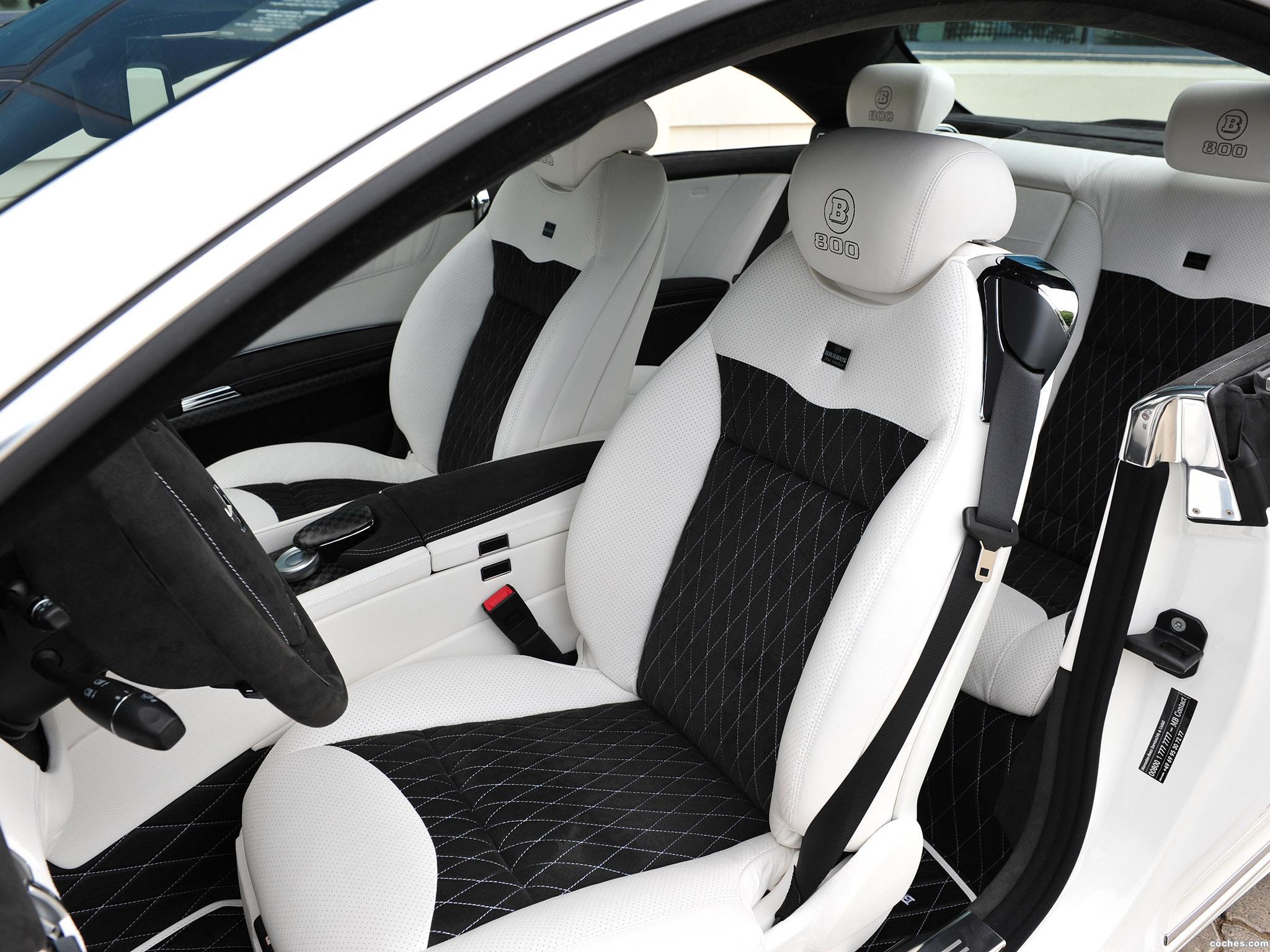 Foto 6 de Brabus Mercedes CL 800 Coupe 2011