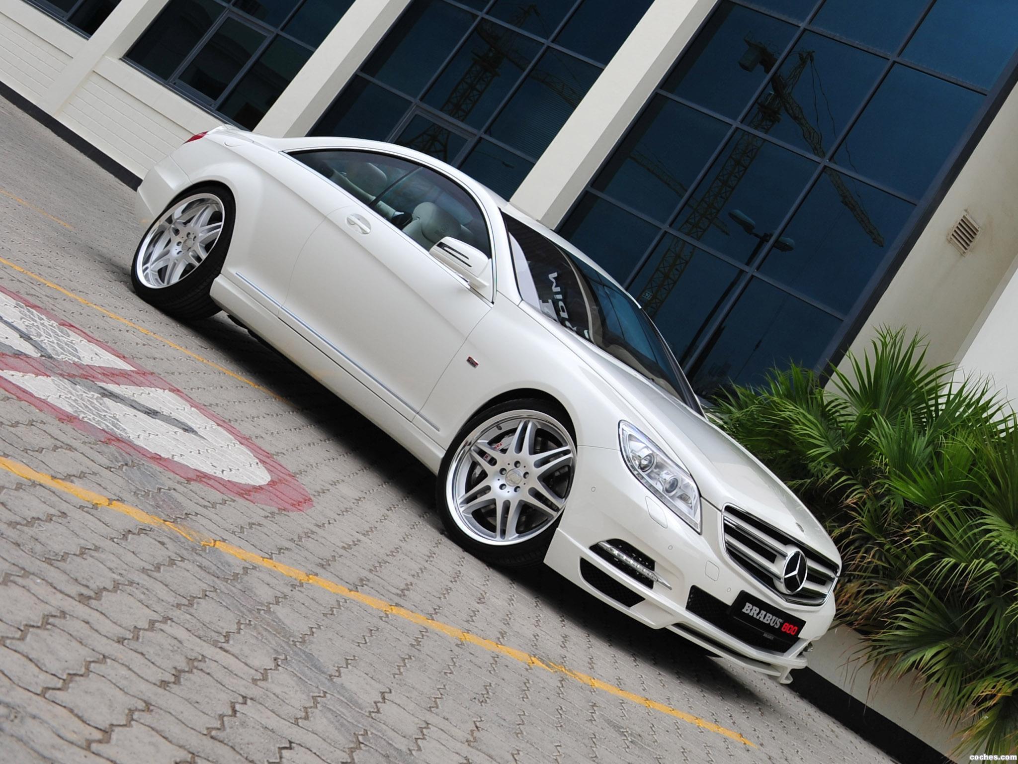 Foto 1 de Brabus Mercedes CL 800 Coupe 2011