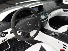 Ver foto 10 de Brabus Mercedes CL 800 Coupe 2011
