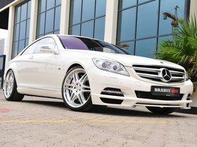 Fotos de Brabus Mercedes CL 800 Coupe 2011