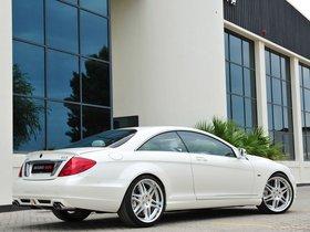Ver foto 5 de Brabus Mercedes CL 800 Coupe 2011