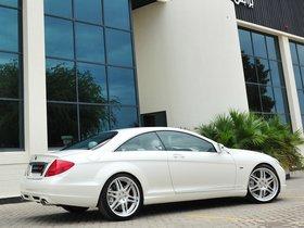 Ver foto 3 de Brabus Mercedes CL 800 Coupe 2011
