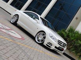 Ver foto 2 de Brabus Mercedes CL 800 Coupe 2011