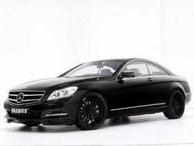 Ver foto 3 de Brabus Mercedes CL500 4MATIC C216 2011
