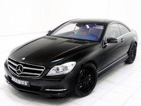 Fotos de Brabus Mercedes CL500 4MATIC C216 2011