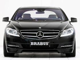 Ver foto 10 de Brabus Mercedes CL500 4MATIC C216 2011