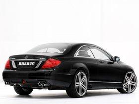 Ver foto 5 de Brabus Mercedes CL500 4MATIC C216 2011