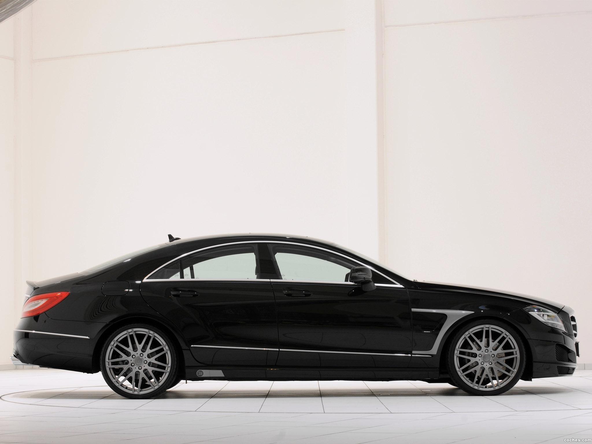 Foto 6 de Brabus Mercedes CLS 2011
