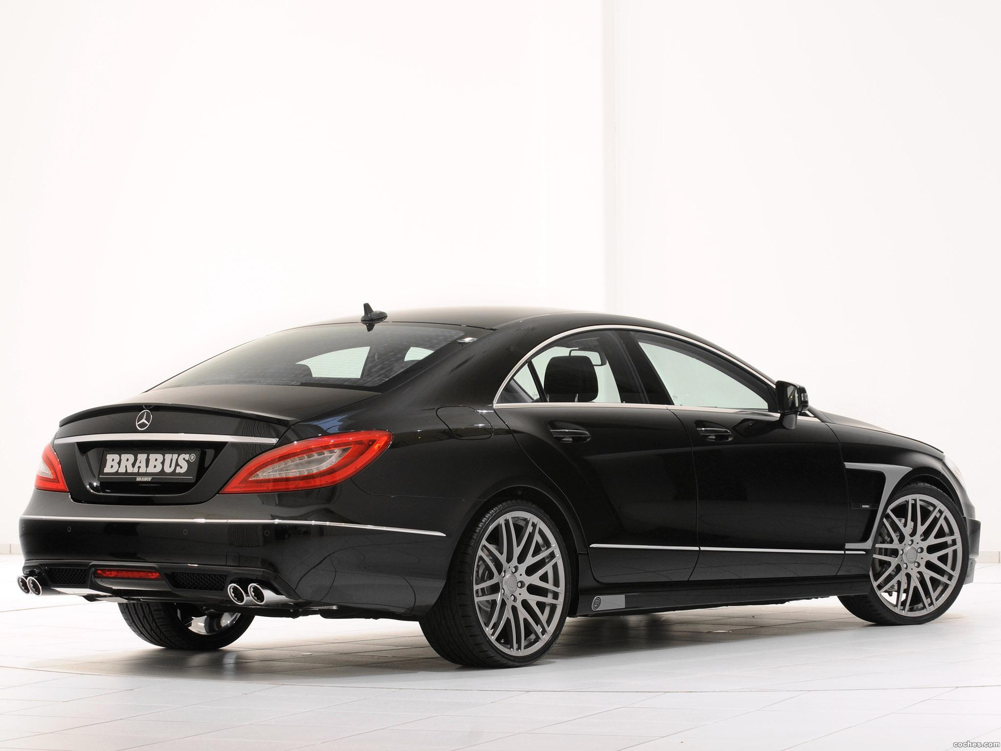 Foto 4 de Brabus Mercedes CLS 2011