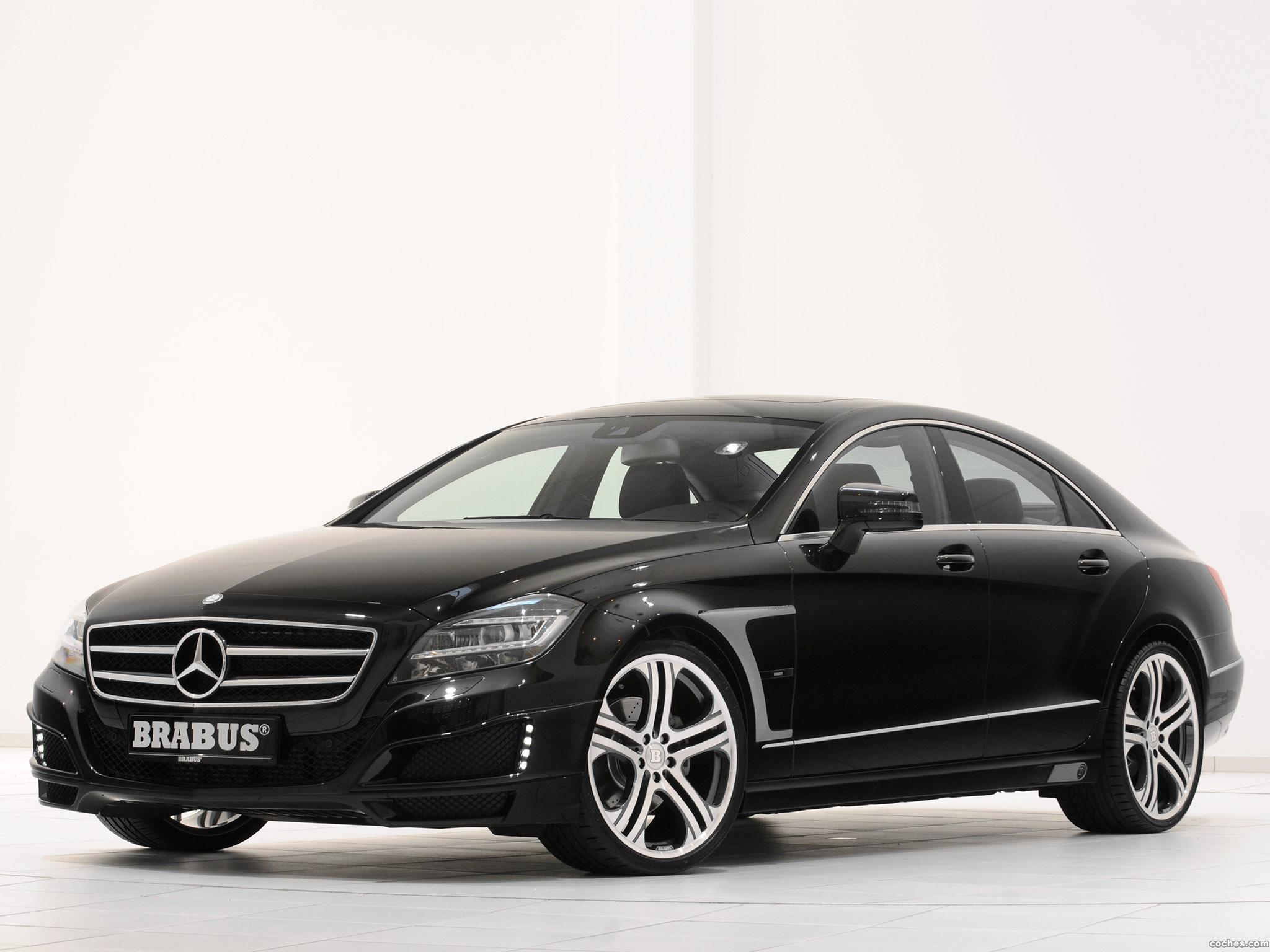 Foto 1 de Brabus Mercedes CLS 2011