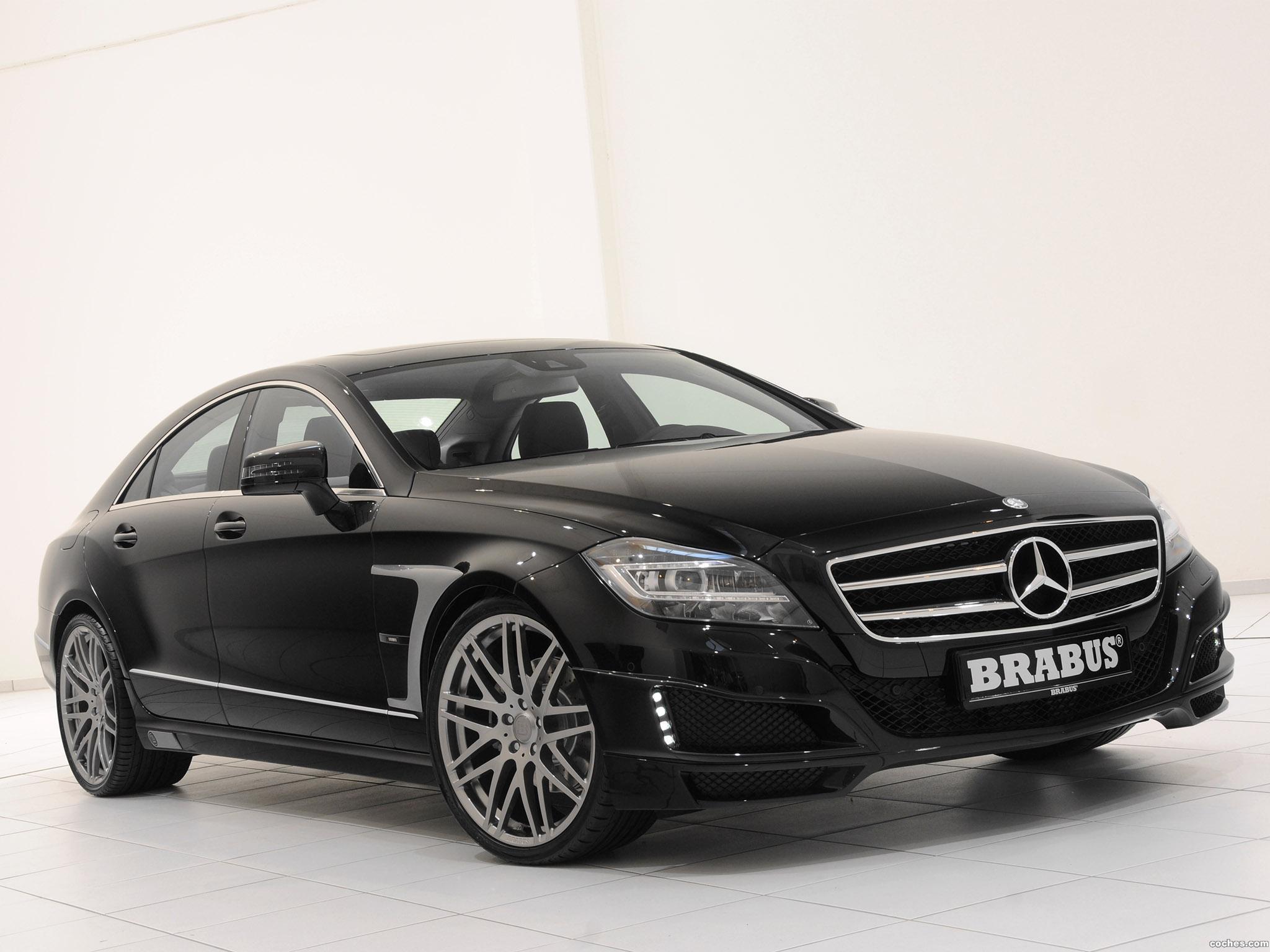Foto 0 de Brabus Mercedes CLS 2011