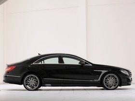Ver foto 7 de Brabus Mercedes CLS 2011