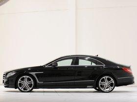 Ver foto 4 de Brabus Mercedes CLS 2011