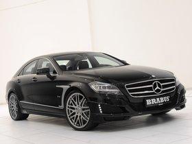 Ver foto 1 de Brabus Mercedes CLS 2011
