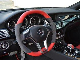 Ver foto 9 de Brabus Mercedes CLS 850 6.0 Biturbo 2013