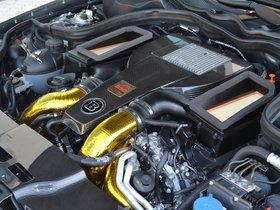 Ver foto 7 de Brabus Mercedes CLS 850 6.0 Biturbo 2013