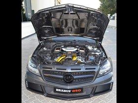 Ver foto 6 de Brabus Mercedes CLS 850 6.0 Biturbo 2013
