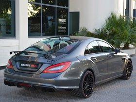 Ver foto 4 de Brabus Mercedes CLS 850 6.0 Biturbo 2013