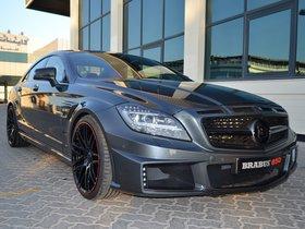 Fotos de Brabus Mercedes CLS 850 6.0 Biturbo 2013