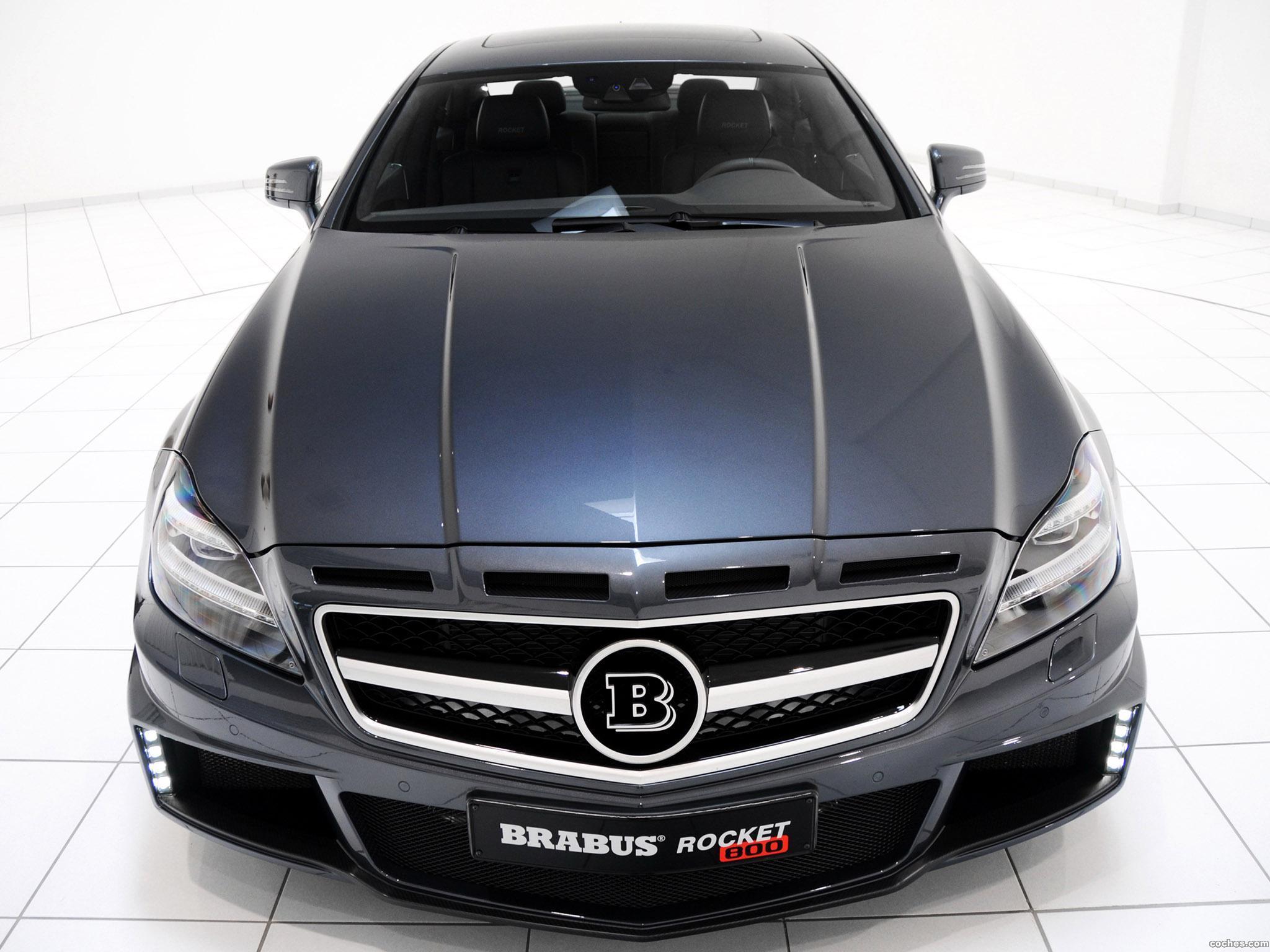 Foto 0 de Brabus Mercedes CLS Rocket 800 C218 2011
