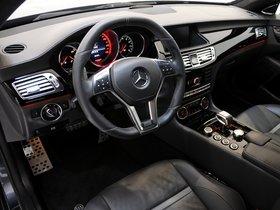 Ver foto 10 de Brabus Mercedes CLS Rocket 800 C218 2011
