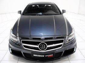 Fotos de Brabus Mercedes CLS Rocket 800 C218 2011