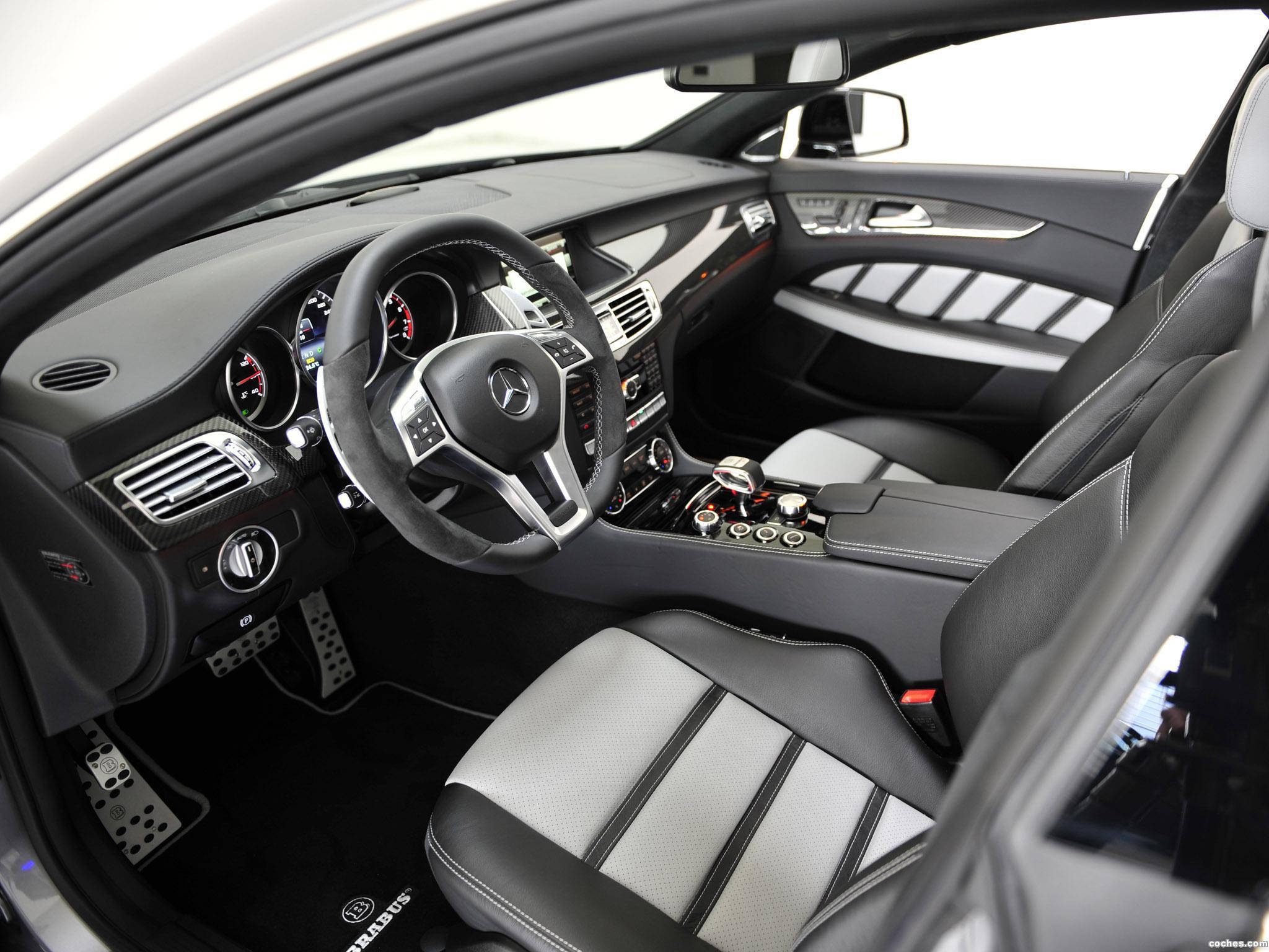 Foto 13 de Mercedes Brabus CLS Shooting Brake 850 6.0 Biturbo 2013