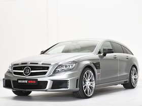 Ver foto 6 de Mercedes Brabus CLS Shooting Brake 850 6.0 Biturbo 2013