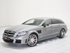 Ver foto 5 de Mercedes Brabus CLS Shooting Brake 850 6.0 Biturbo 2013