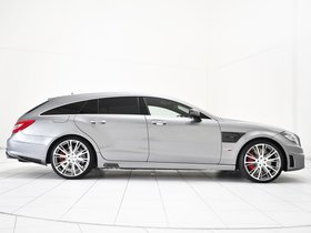 Ver foto 4 de Mercedes Brabus CLS Shooting Brake 850 6.0 Biturbo 2013