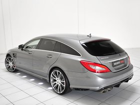 Ver foto 3 de Mercedes Brabus CLS Shooting Brake 850 6.0 Biturbo 2013