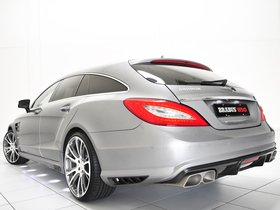 Ver foto 2 de Mercedes Brabus CLS Shooting Brake 850 6.0 Biturbo 2013
