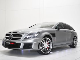 Fotos de Mercedes Brabus CLS Shooting Brake 850 6.0 Biturbo 2013
